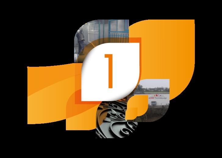 Element orange