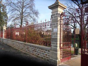 ASMR rénovation grille et portail